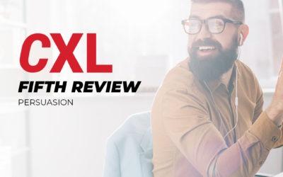 CXL Conversion Optimization Minidegree – My Fifth Review
