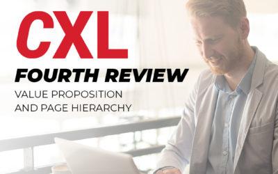 CXL Conversion Optimization Minidegree – My Fourth Review