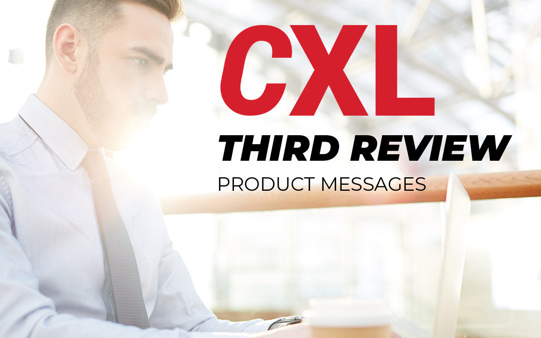 CXL Conversion Optimization Minidegree – My Third Review