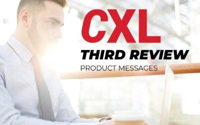 CXL Conversion Optimization Minidegree – My Third Review