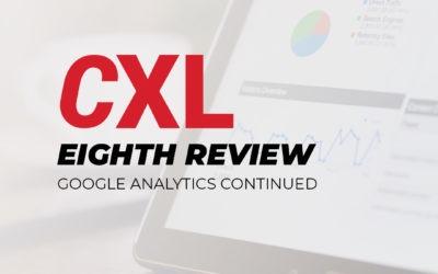 CXL Conversion Optimization Minidegree – My Eighth Review